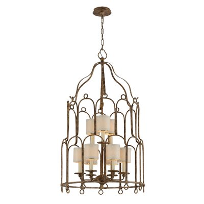 Carousel 9-Light Pendant