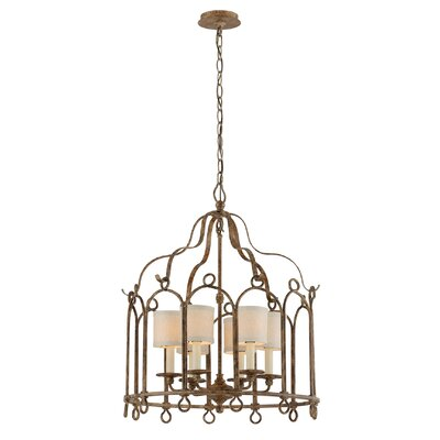 Carousel 6-Light Pendant