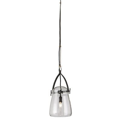 Margretta 1-Light Pendant Size: 24 H x 8 W x 8 D