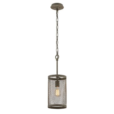 Village Tavern 1-Light Mini Pendant