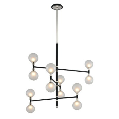 Ewalt 12-Light Cascade Pendant