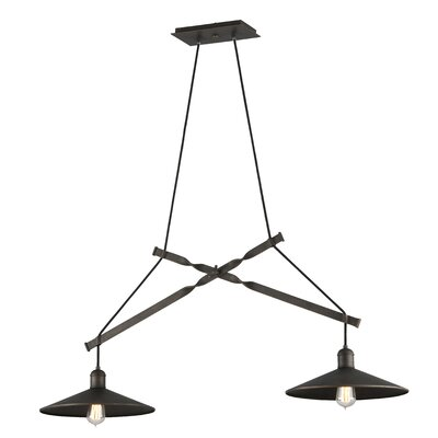 McCoy 2-Light Pendant