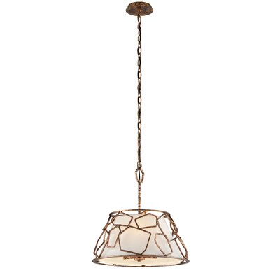 Winston 3-Light Bowl Pendant