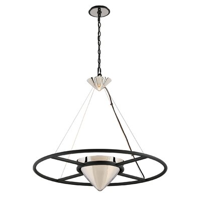 Liljenquist 1-Light Pendant Size: 29.25 H x 32 W x 32 D