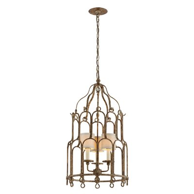 Carousel 3-Light Pendant