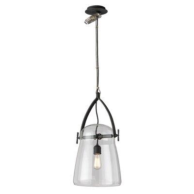 Margretta 1-Light Pendant Size: 16.5 H x 12 W x 12 D
