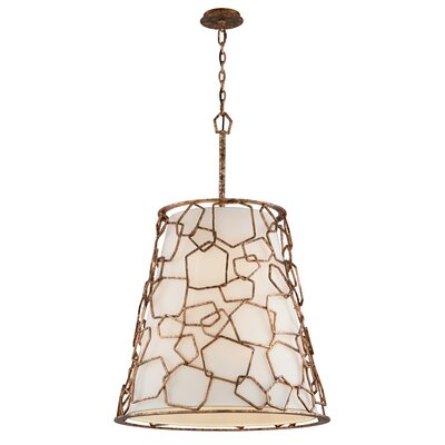 Winston 8-Light Bowl Pendant