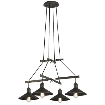 McCoy 4-Light Pendant