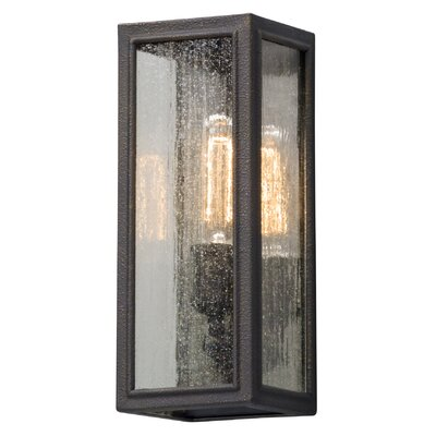 17 Stories Satyadev 1 Light Outdoor Flush Mount