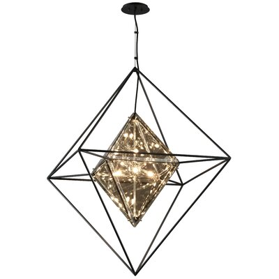 Canas 8-Light Foyer Pendant