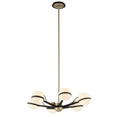 Ace 8-Light Sputnik Chandelier