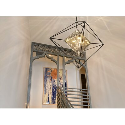 Epic 4-Light Foyer Pendant