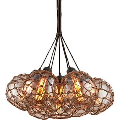 Rabin 7-Light Cluster Pendant