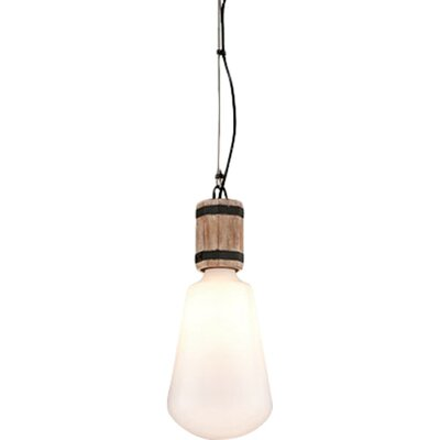 Fulton 1-Light Mini Pendant Size: Medium