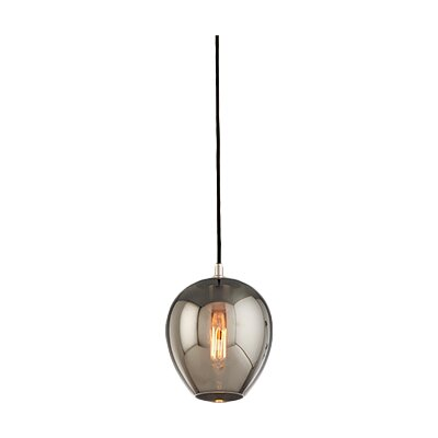 Odyssey 1-Light Mini Pendant Size: Small