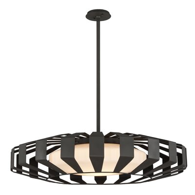Aldana 1-Light Geometric Pendant