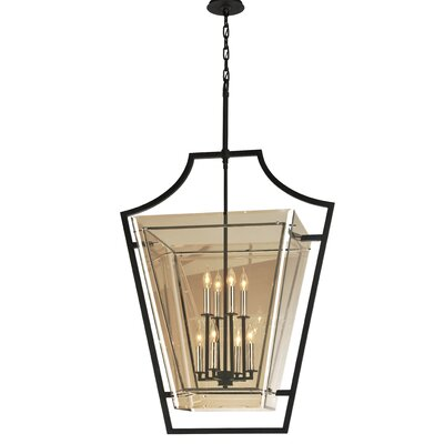 Domain 8-Light Foyer Pendant
