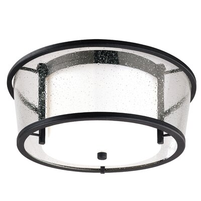 Bennington 1-Light Flush Mount