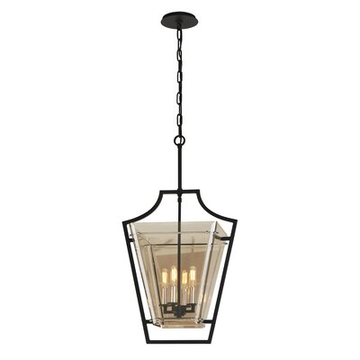 Domain 4-Light Foyer Pendant