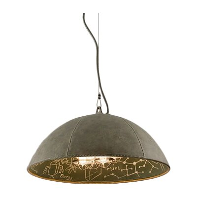 Relativity 4-Light Bowl Pendant