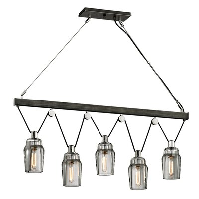 Citizen 5-Light Kitchen Island Pendant