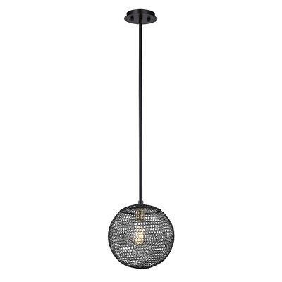 Tsuki 1-Light Globe Pendant