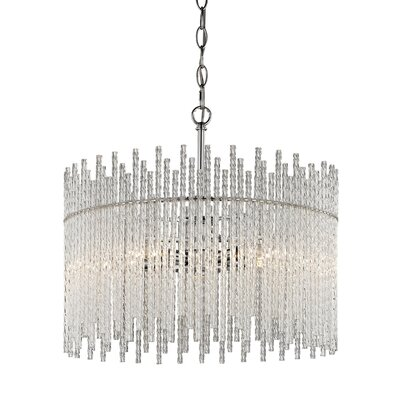 Desideria 5-Light Drum Chandelier