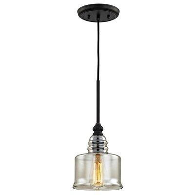 Yessenia 1-Light Inverted Pendant