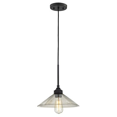 Lucero 1-Light Inverted Pendant