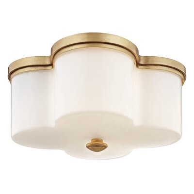 Destan 2-Light Flush Mount