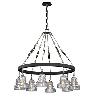 Demartini 8-Light Candle-Style Chandelier