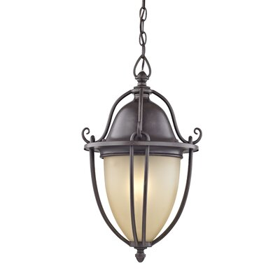 Greenhalge 1-Light Foyer Pendant