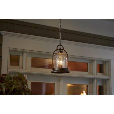 Axis 3-Light Lantern Pendant