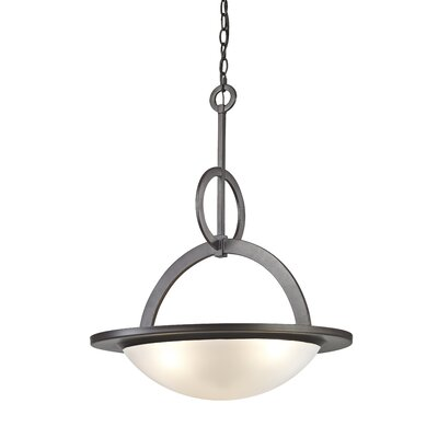 Bova 3-Light Bowl Pendant
