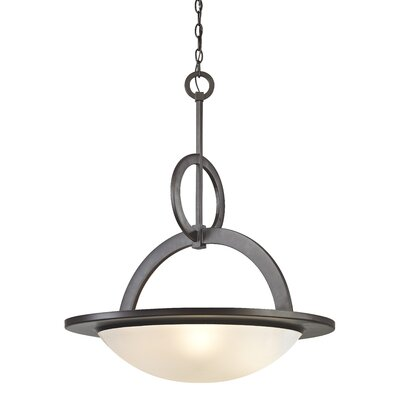 Bova 4-Light Bowl Pendant
