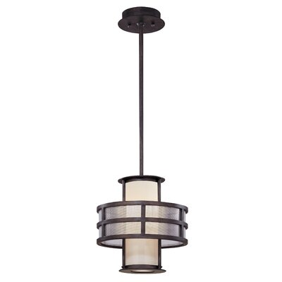 Discus Mini Pendant Bulb Type: Medium Base