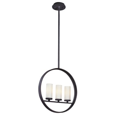 Eclipse 3-Light Small Pendant