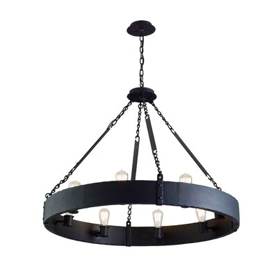 Torsten 8-Light Large Pendant