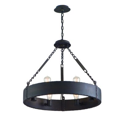 Torsten 6-Light Medium Pendant