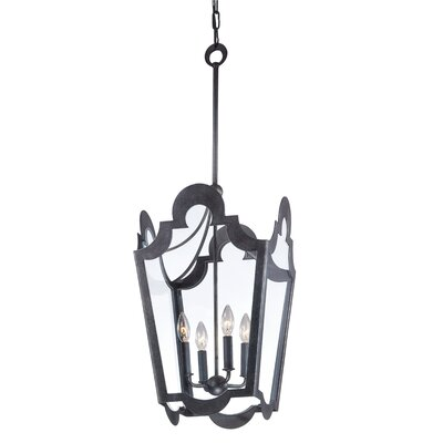 Rhodes 4-Light Foyer Pendant