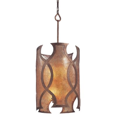 Mandarin 8-Light Entry Foyer Pendant Size: 20 H x 5.5 W x 7.5 D