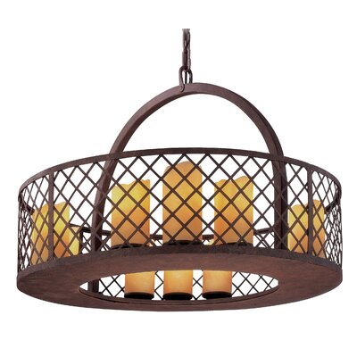 Sienna 12 Light Foyer Pendant