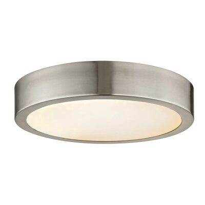 Magruder Disc LED Flush Mount Size: 2 H x 14.25 W x 14.25 D