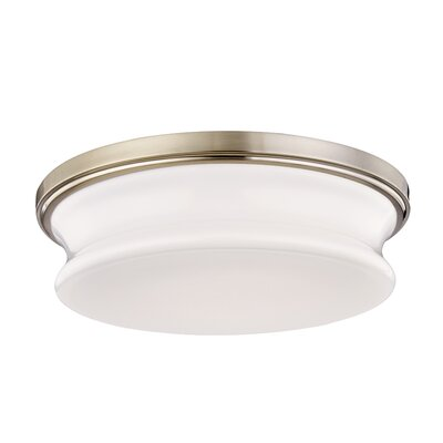 Eveland LED Flush Mount Size: 3.5 H x 13 W x 13 D