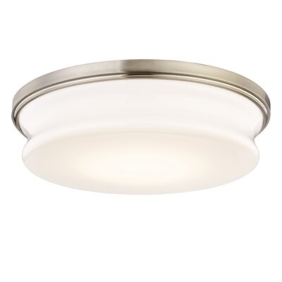 Eveland LED Flush Mount Size: 3.5 H x 16 W x 16 D
