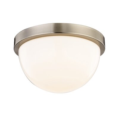 Grabert Dome LED Flush Mount Size: 4.75 H x 11.25 W x 11.25 D