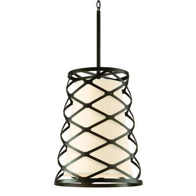 Helix 4-Light Foyer Pendant