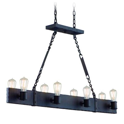 Torsten 8-Light Kitchen Island Pendant