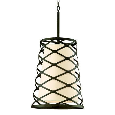 Helix Entry Foyer Pendant Size: 29