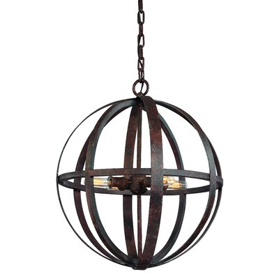 Petrina 4-Light Medium Foyer Pendant